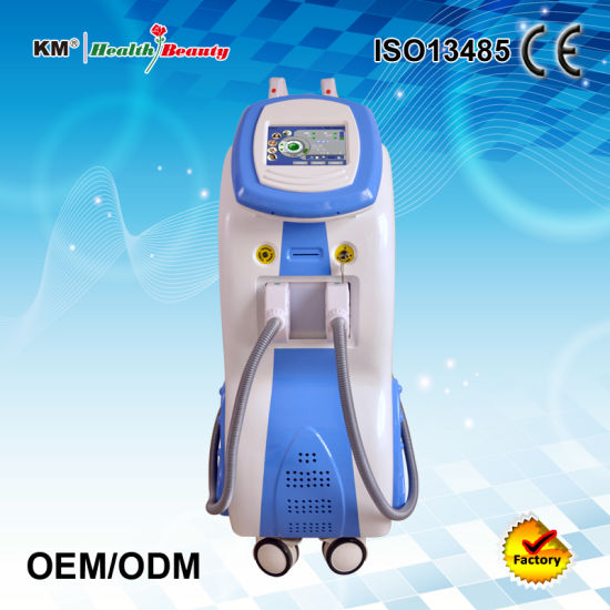 FDA Approved IPL Machine with Heraeus Lamp (300000 shots) pictures & photos