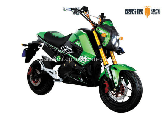 Powerful Sport Style Electric Motorcycle Cool Scooter Electric 300W Motor Max Speed 60km/H