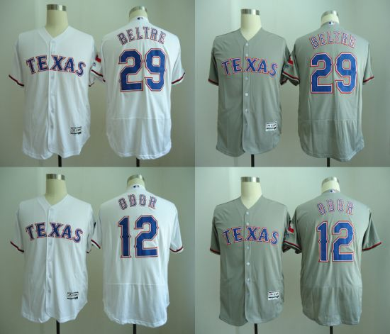 super popular 6b369 abc8f China Customized Texas Rangers 29 Beltre Baseball Jerseys ...