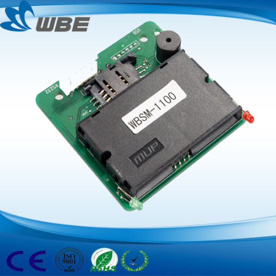 Mini Contact IC Card Reader (WBSM-1100) pictures & photos