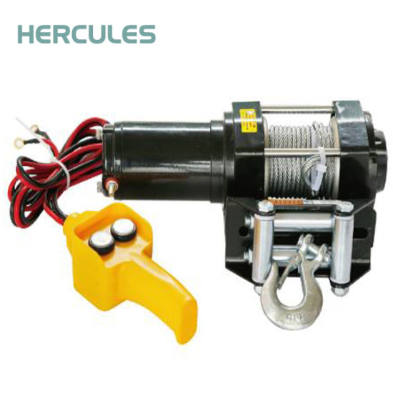 Good Quality Jkd Series Electric Hoist Winch pictures & photos
