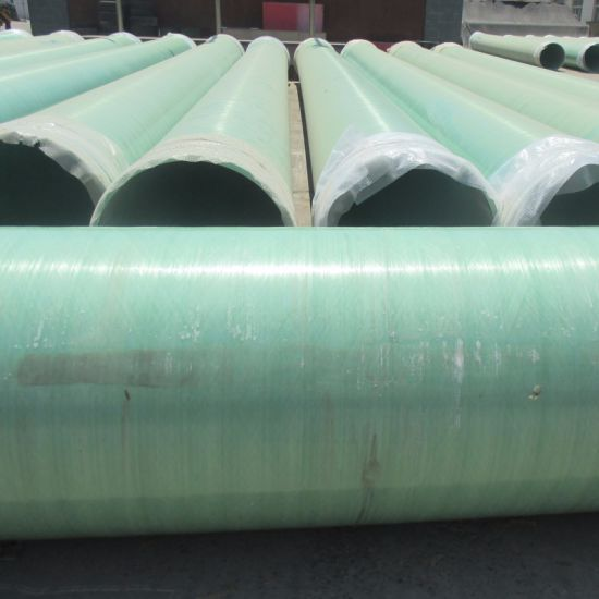 China RTR Composite Clean Pipe Gre Winding Pipe - China Gre