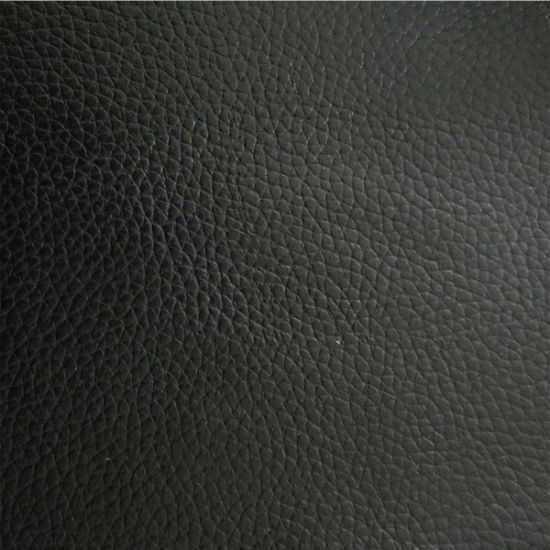 Embossed Pattern Anti-Mildew Car Mat PVC Synthetic Leather