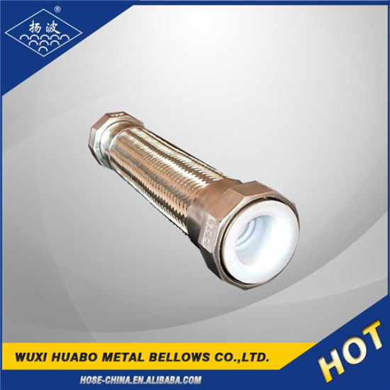 Supply Stainless Steel PTFE Teflon Hose