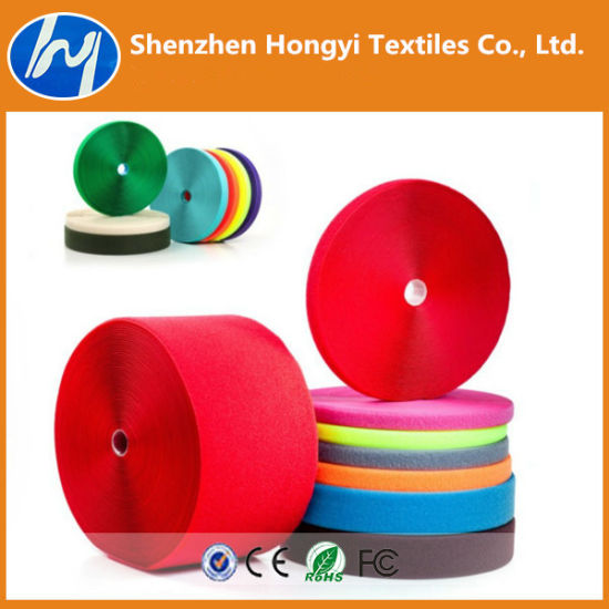 Customized Professional Sew on Hook and Loop Tape Velcro