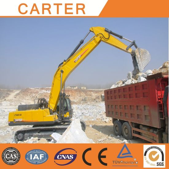 CT460 (46t) Multifunction Hydraulic Heavy Duty Crawler Backhoe Excavator pictures & photos