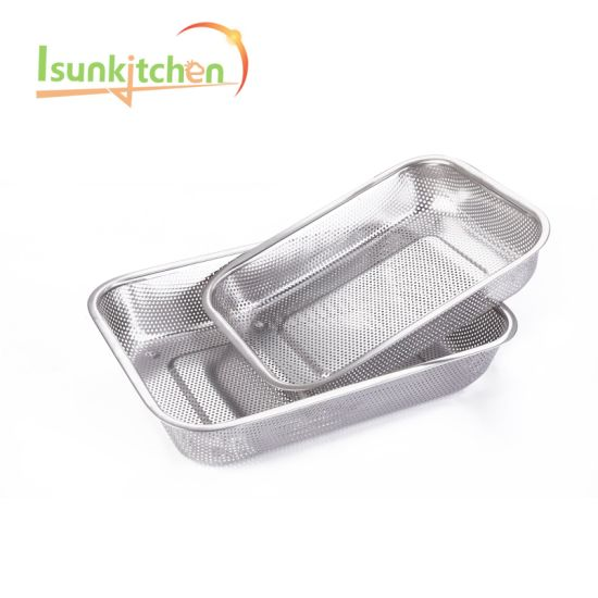 Stainless Steel Kitchen Washing Basket pictures & photos
