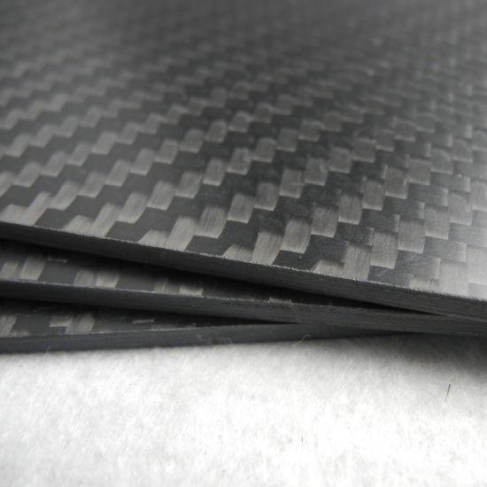 3K Toray T300 Carbon Fiber Sheet for Model Plane