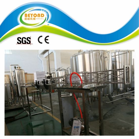 Fully Automatic Soft Drink Can Filling Machine pictures & photos
