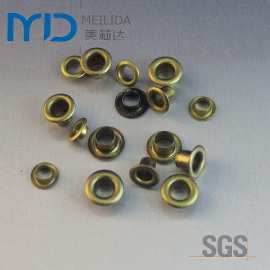 High Quality Metal Eyelets for Shoes Leather Handbags