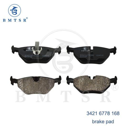 Bmtsr Auto Parts Brake Pad for E46 E85 3421 6778 168