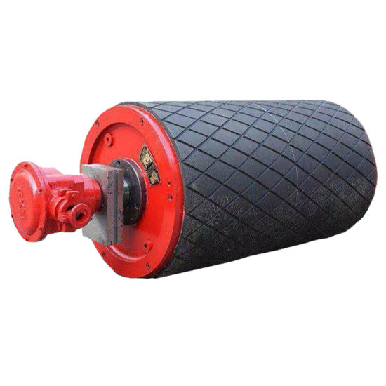 800 mm Diameter Drum Pulley for Power Plant