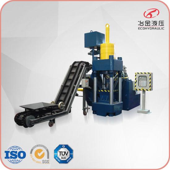 Y83-500 Cast Iron Powder Recycling Press Machine (CE)