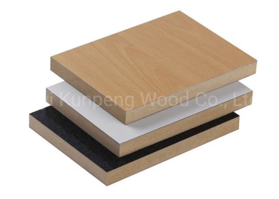 Melamine Faced MDF Boards pictures & photos
