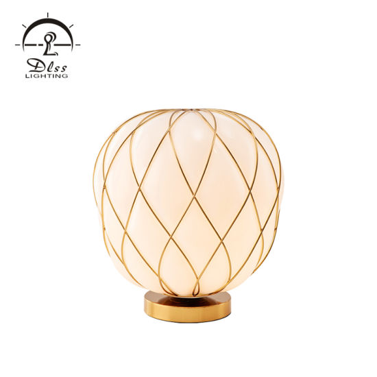 Modern Table Lamp Pendant Light for Bedroom Living Room