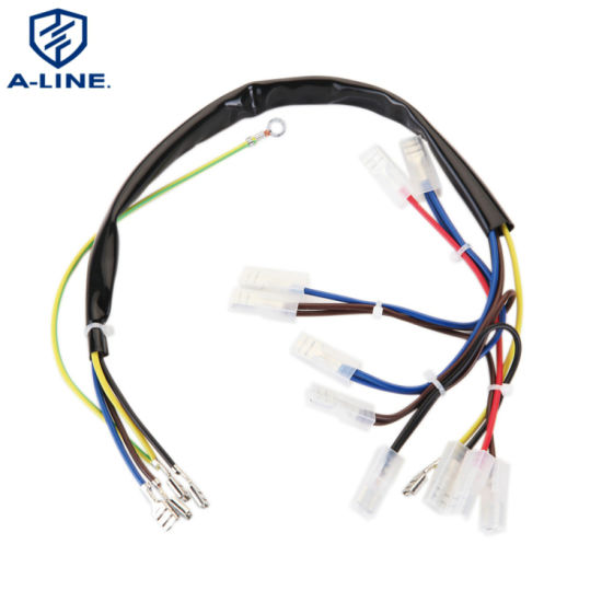 Professional Customized Durable Wiring Harness for Electronics pictures & photos