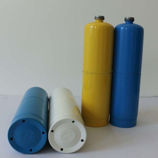1kg Refrigerant Gas R134A Cylinder Manufacture for Candela Lasers
