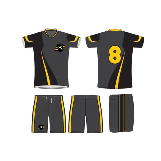 aff7113b7f1 Sports Wear Wholesale Best Quality Sublimated Custom Football Clothing  Jersey Sports Soccer T-Shirt