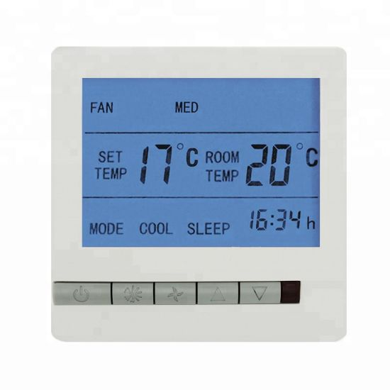 Cheap Flush Mount Mechanical HVAC Temperature Controller pictures & photos