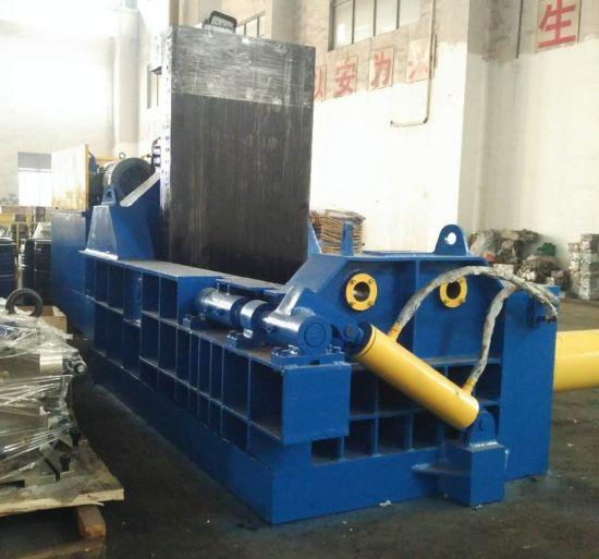 Hydraulic Aluminum Profile Steel Scrap Balers