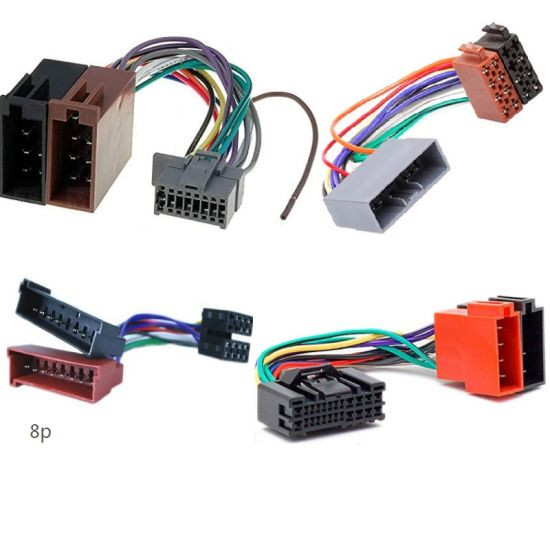 Marvelous China Wire Harness Manufacturer Custom Car Stereo Iso Cable Harness Wiring Cloud Battdienstapotheekhoekschewaardnl