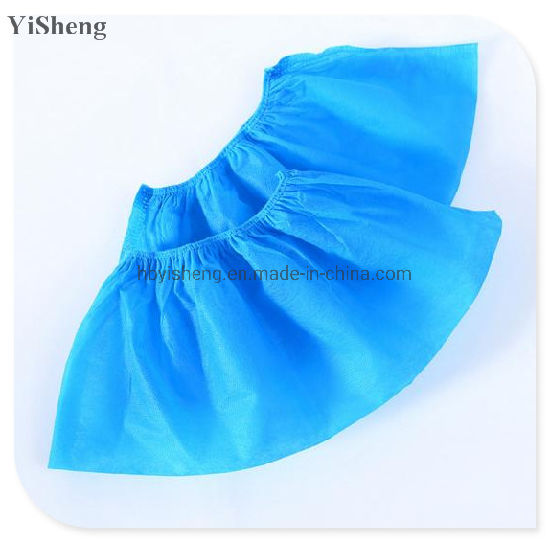 High Quality Disposable Waterproof Plastic PE Shoe Cover