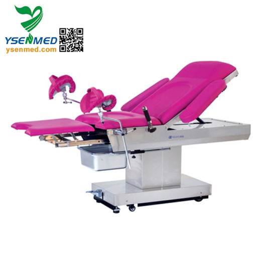 Ysot-2e Hospital Electric Obstetric Delivery Table pictures & photos