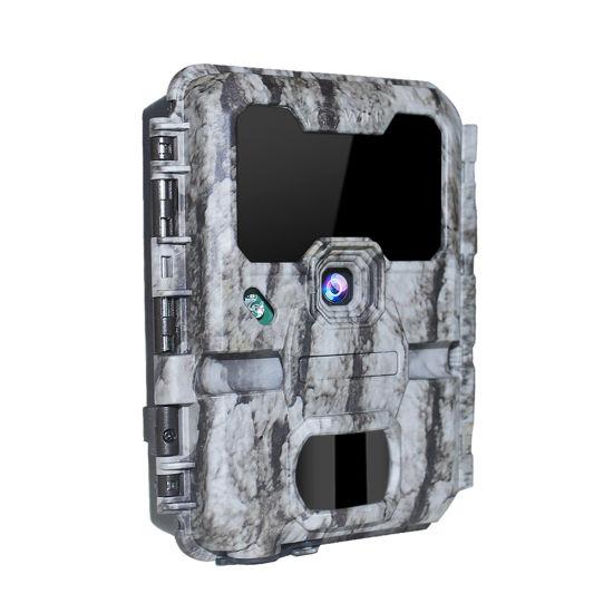 Newest Model WiFi Hunting Wildlife Animal Camera 24MP 1080P Night Vision Upgrade Bluetooth Wireless Hunting Camera