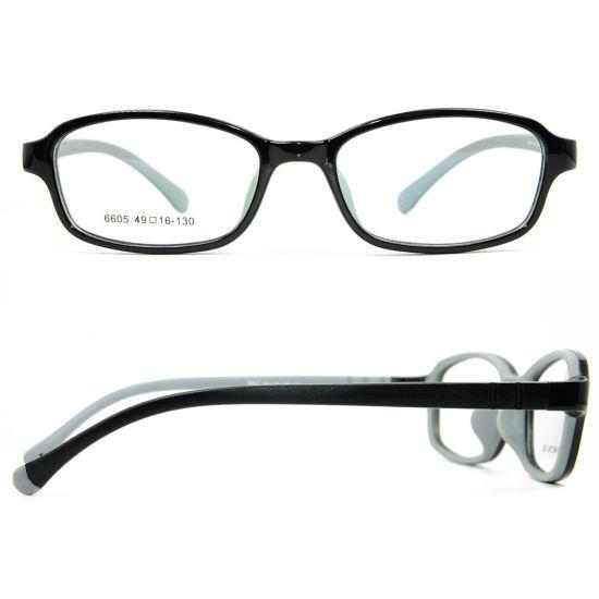 Latest Smart Design Best Quality Colorful Tr90 Eyeglasses Comfortable Kids Optical Glasses Frames
