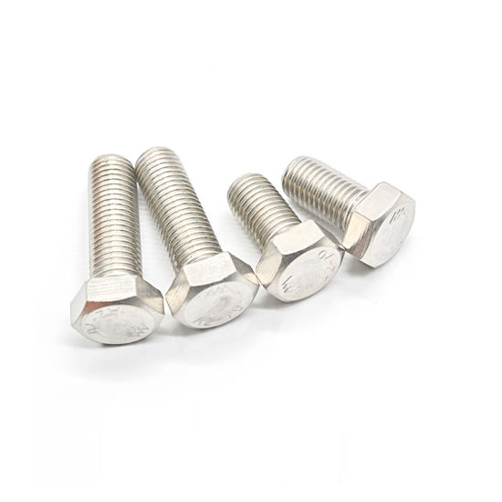 A2 M6 CHOOSE YOUR OWN LENGTH Stainless Steel HEX HEAD Set Screws Bolts