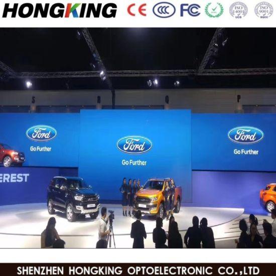 Board 1.6mm PCB Indoor P2.9 LED Display Panel 1080P 4K Screen