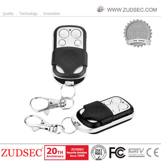 4 Buttons Wireless RF Remote Control for Security System pictures & photos