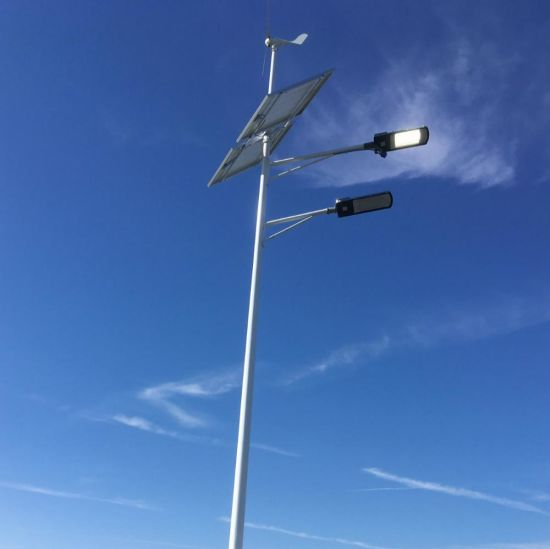 Solar Panel 60W-120W Energy Power Wind LED Street Outdoor Light Price