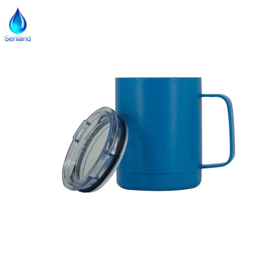 12oz/350ml Stainless Steel Double Wall Vacuum Insulated Travel Mug (SL-166) pictures & photos