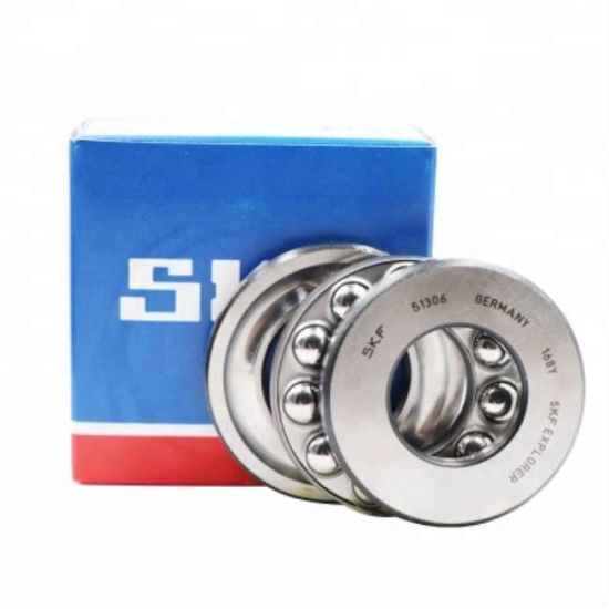 SKF Thrust Ball Bearing Competitive Price for Equipments 51100, 51200 pictures & photos