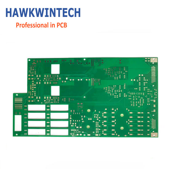 Prototype TV Parts Fr4 PCB with Customized Board Service