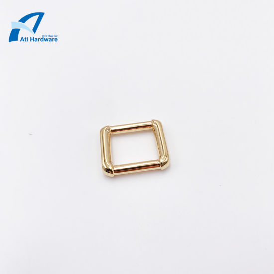 Small Size Zinc Alloy Square Bag Buckle Metal Bag Accessory by Selling