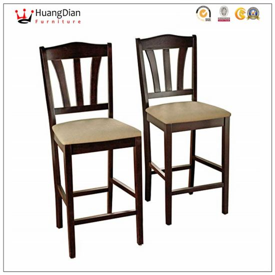 Chinese Wholesale Furniture Factory Custom Contracted Restaurant Bar Stool pictures & photos
