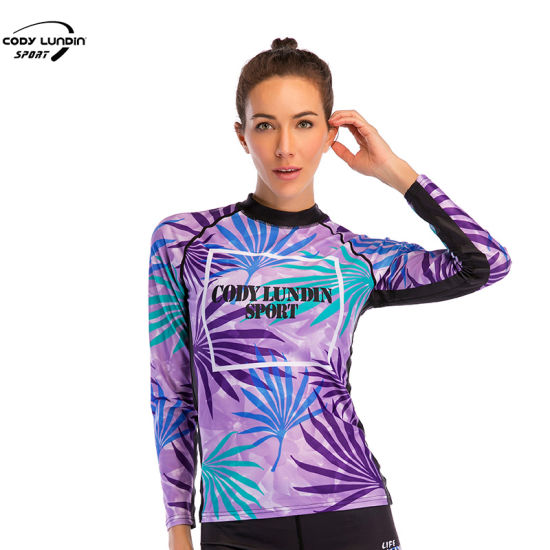 Cody Lundin Two Piece Beachwear New Fashion Custom Printed Swimwear