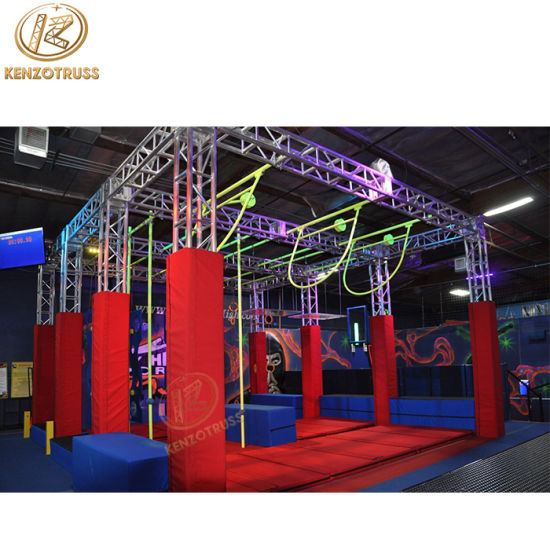 American Ninja Warrior Trampoline Equipment on Sale pictures & photos