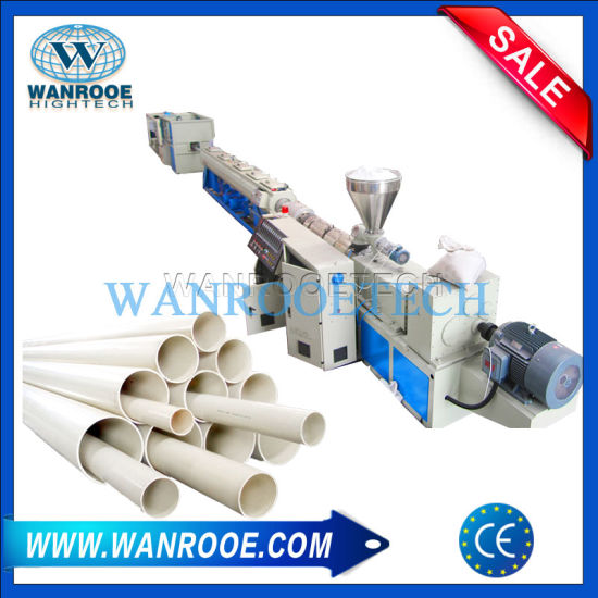PVC Pipe Extrusion Line From 50mm to 250mm