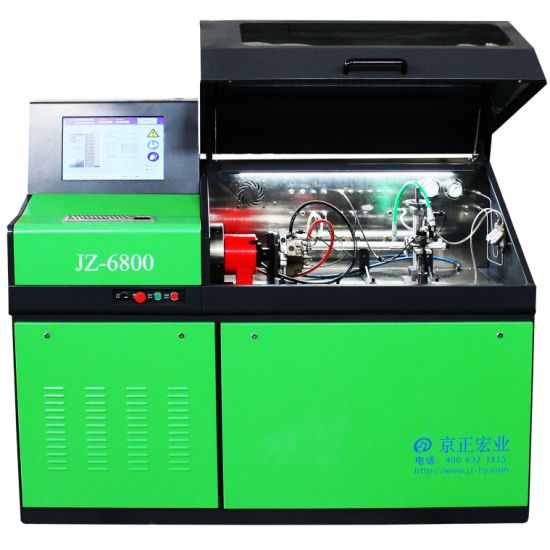 China Good Performance Fuel Common Rail Test Bench for Pump and
