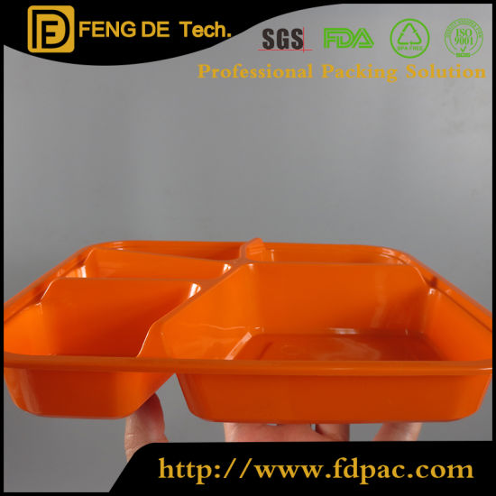 China Plastic Food Storage Containers