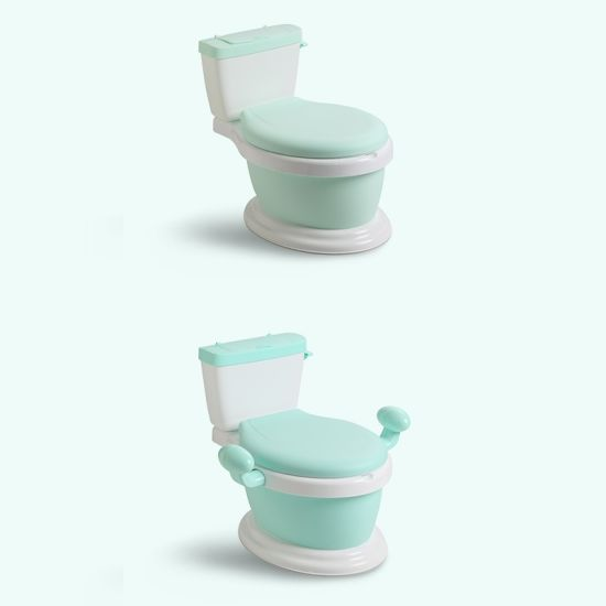 Baby Potty Chair Kids Toilet Seat Children Plastic Toilet Product pictures & photos