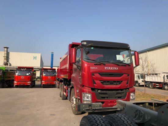 China 2019 New Giga 6X4 Dump Truck with 6uz1 and 6wg1 Engine - China