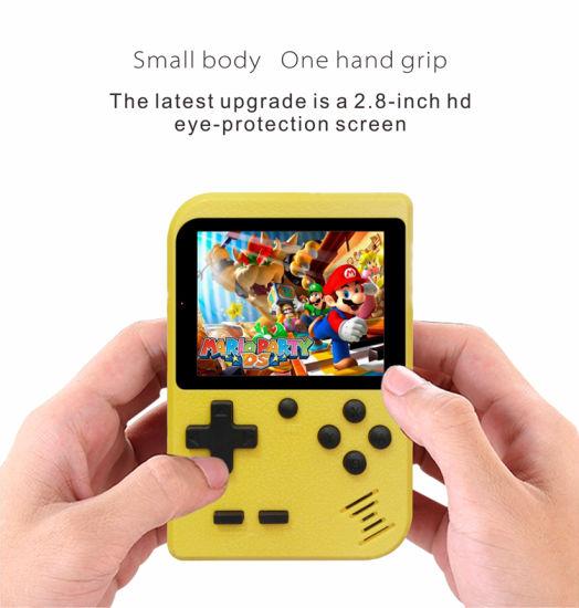 New Arrival 8 Bit Retro Mini FC Handheld Game Console for Children