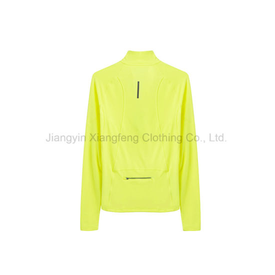 Men Shirts 100% Polyester Single Jersey Breathable Sportswear pictures & photos
