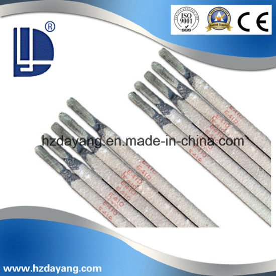 Stainless Steel Welding Electrode Aws E410-16 / MIG Welding Wire pictures & photos