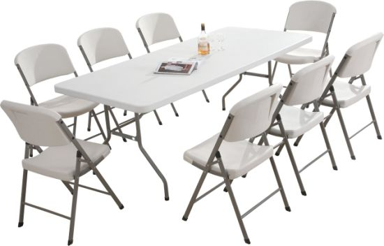 Amazing China Home Furniture 6Ft Plastic Table And Chairs For Dinner Spiritservingveterans Wood Chair Design Ideas Spiritservingveteransorg