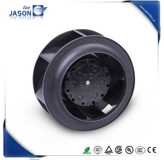 Ball Bearing Centrifugal Fans with CE Certificate 9 (FJC2E-133.41c)